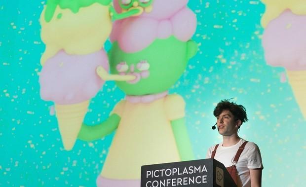 PictoTalks: Julian Glander