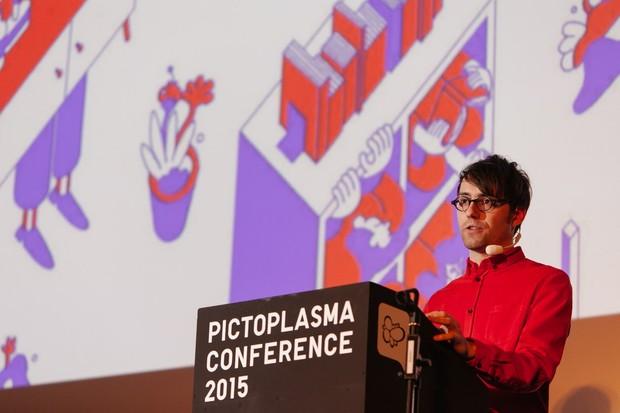 PictoTalks: Nicolas Ménard