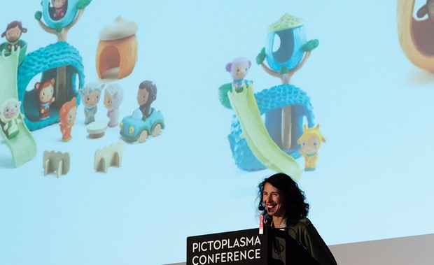 PictoTalks: Nathalie Choux