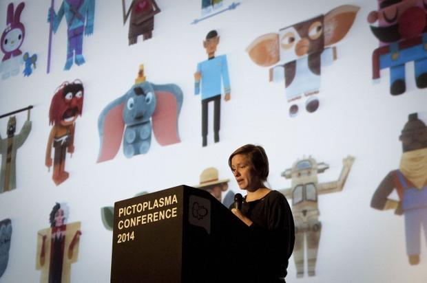 PictoTalks: Amanda Visell