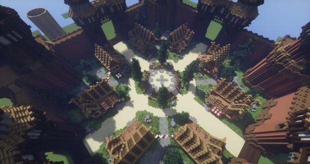 Antros, the Village's faction [1.7.10+] by FallenArchangel & Crazygamer333