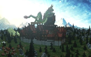 Tha-Um, The nordic Citadel - Spawn PVP Fac + Warzone [1.8+]