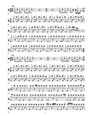 3 Vinnie Colaiuta Drum Transcriptions