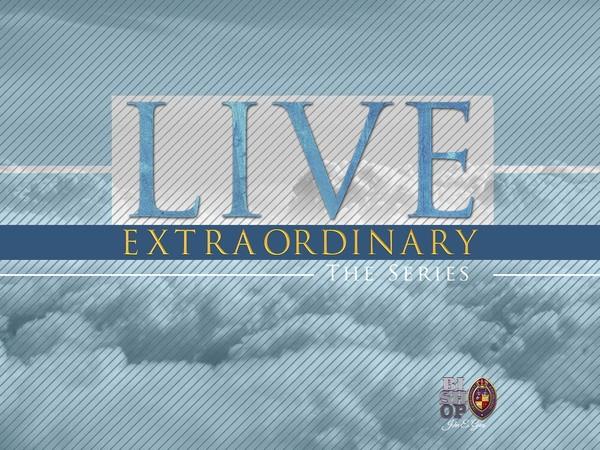 Live Extraordinary Series - Joseph