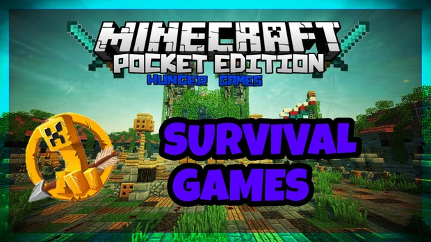 Minecraft Pe Hunger Games Thumbnail Tacodude695