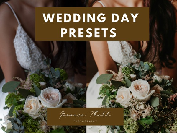 Wedding Lightroom Presets (Desktop + Mobile)