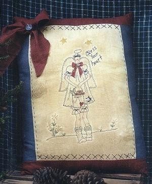 #112 Bless You Heart E Pattern
