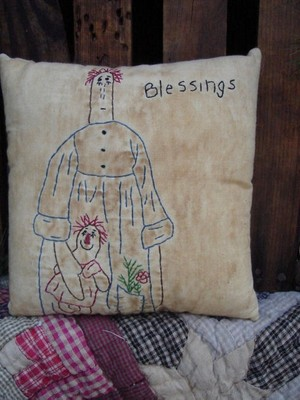 #376 Blessings e pattern