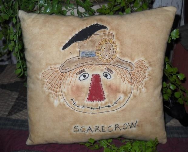 #385 Scarecrow e pattern