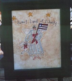 #338 Sweet Land of Liberty