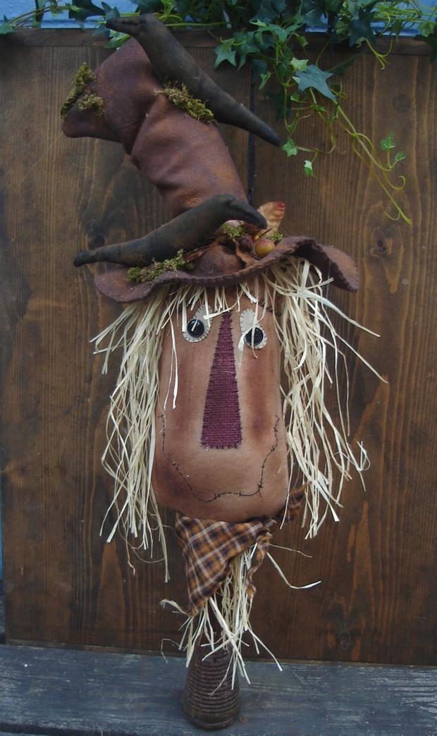 #211 Sammy Scarecrow E Pattern