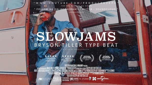 Bryson Tiller Type Beat - Slow Jams