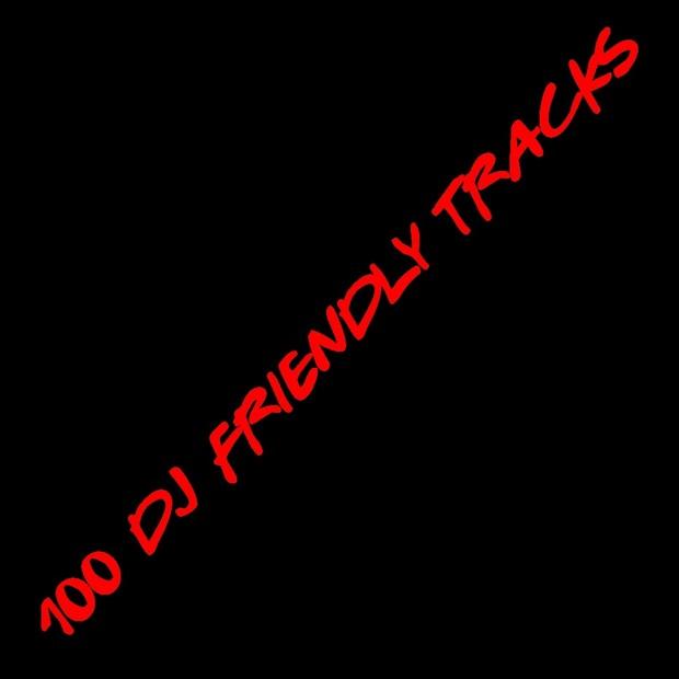 Ganar - LTD Edition 100 DJ Friendly Tracks