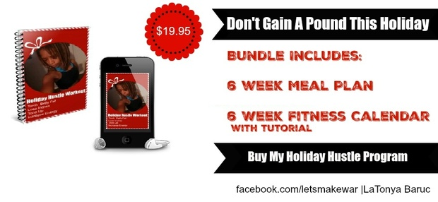 Holiday Hustle _ Stay Fit During the Holidays