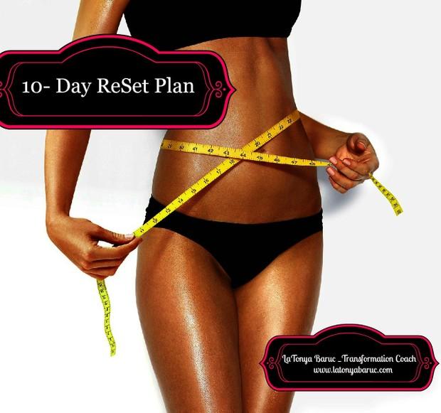 10 -Day ReSet Plan