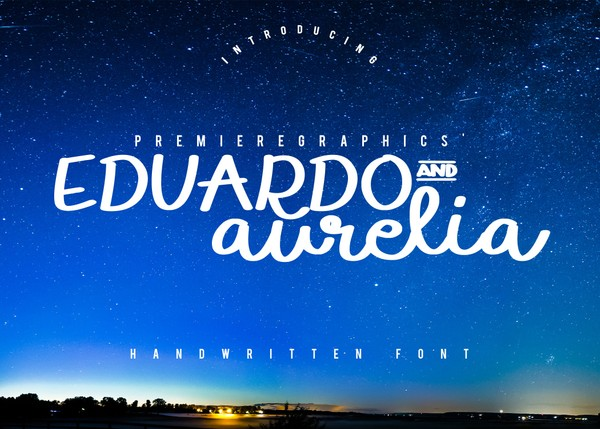 Eduardo and Aurelia Font
