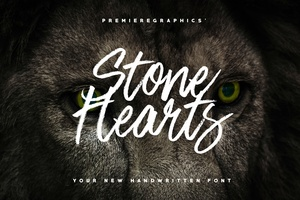Stone Hearts Font