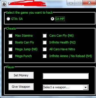 SAMP Multi Hack WORK 100%
