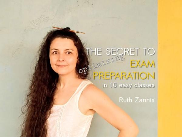 THE SECRET TO OPTIMIZING EXAM PREPARATION IN 10 EASY CLASSES Audio Course