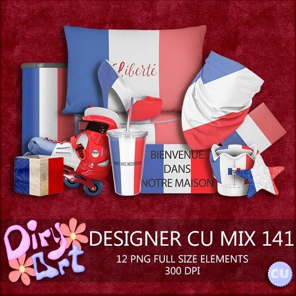 * Designer CU Mix 141 *