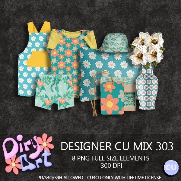 Designer CU Mix 303