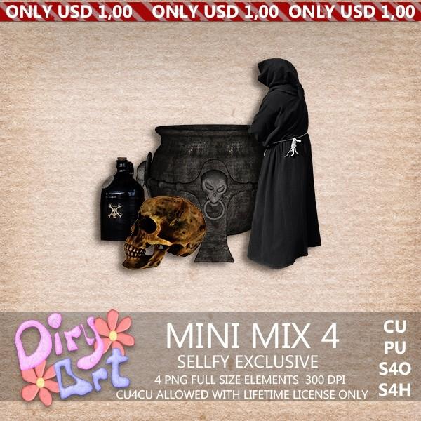 Mini Mix 4 - Exclusive