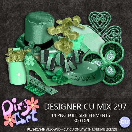 Designer CU Mix 297