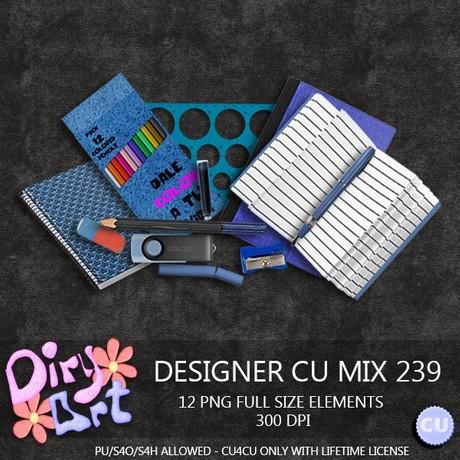 Designer CU Mix 239