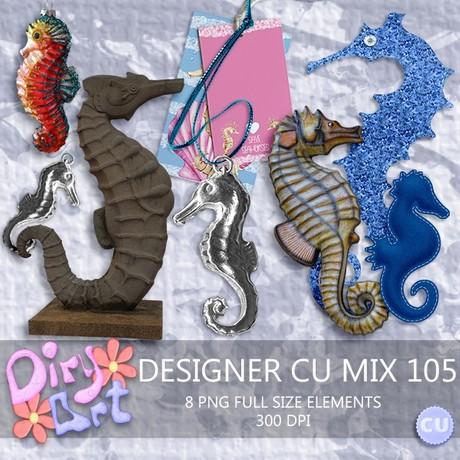 * Designer CU Mix 105 *