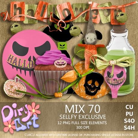Exclusive Mix 70