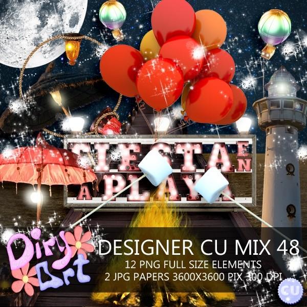 Designer CU Mix 48