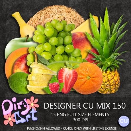 Designer CU Mix 150