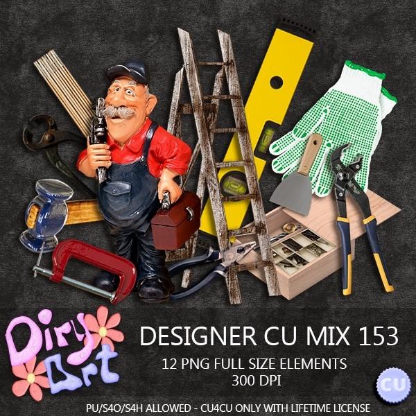 Designer CU Mix 153