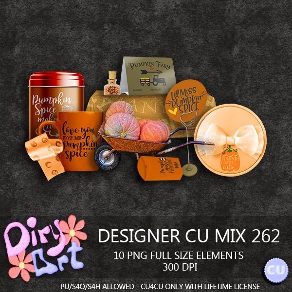 Designer CU Mix 262