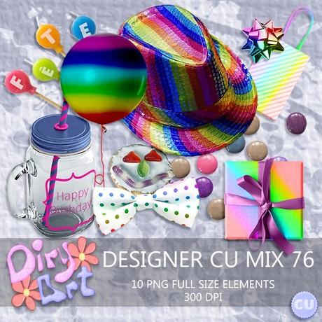 Designer CU Mix 76