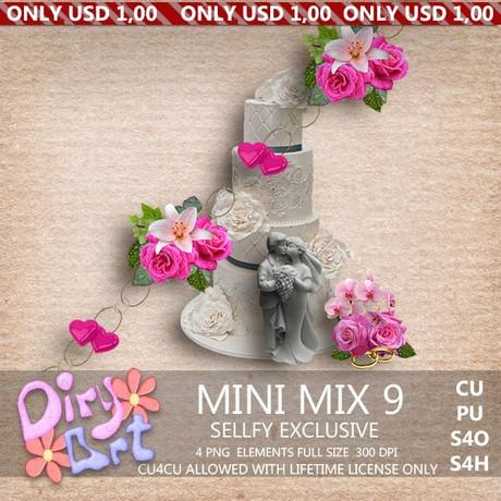 Mini Mix 9 - Exclusive
