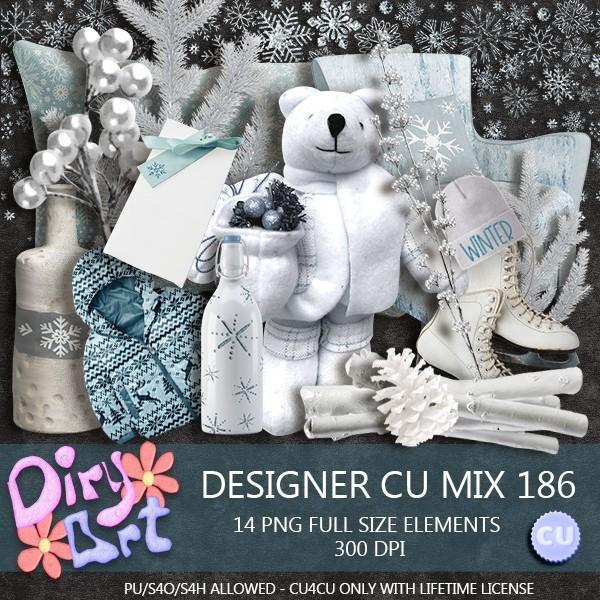 Designer CU Mix 186