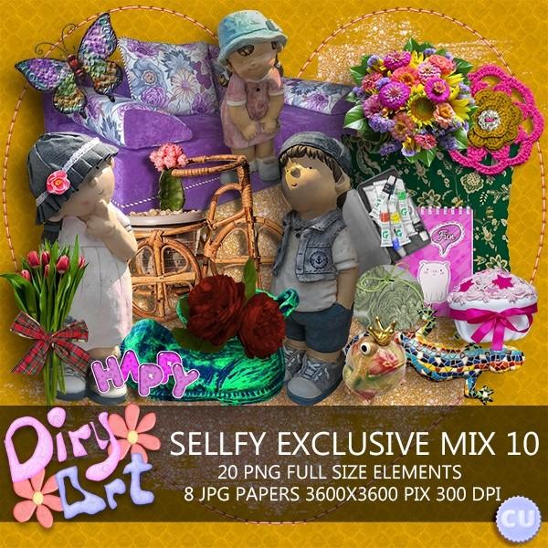 Exclusive Mix 10