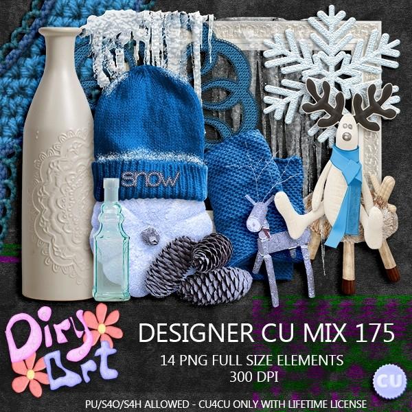 Designer CU Mix 175
