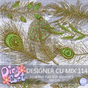 Designer CU Mix 114
