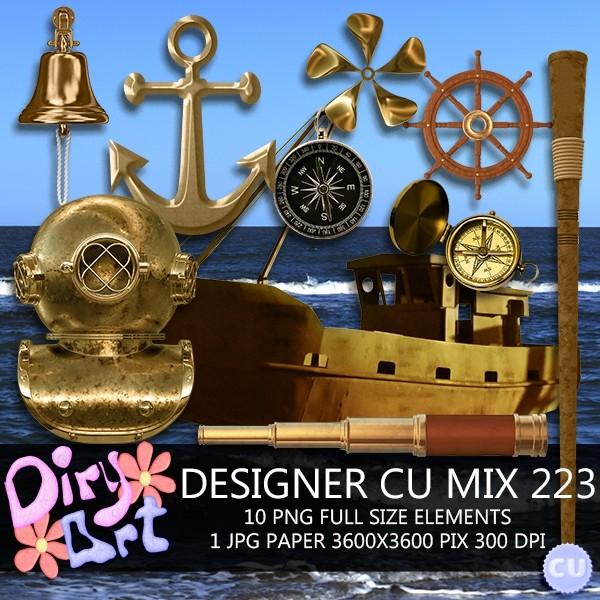 Designer CU Mix 223