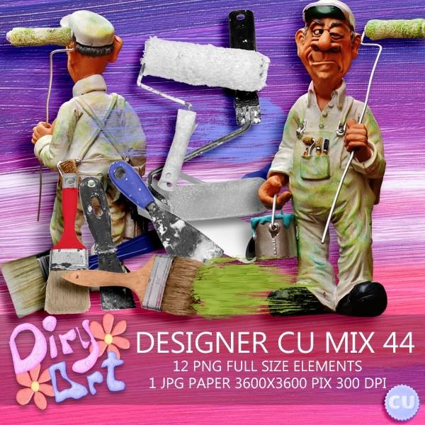 Designer CU Mix 44