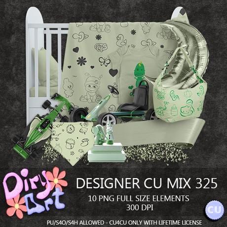 Designer CU Mix 325