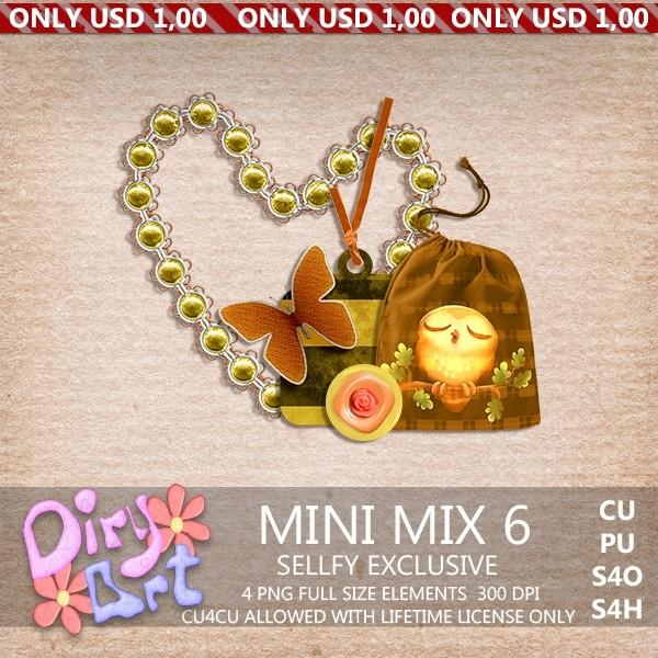 Mini Mix 6 - Exclusive