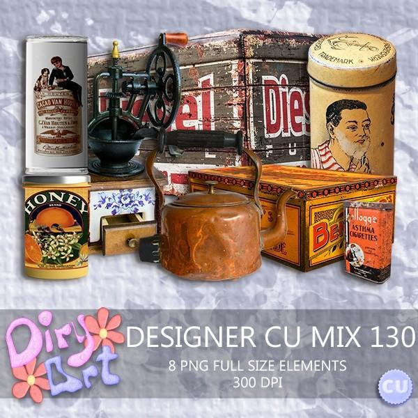 * Designer CU Mix 130 *