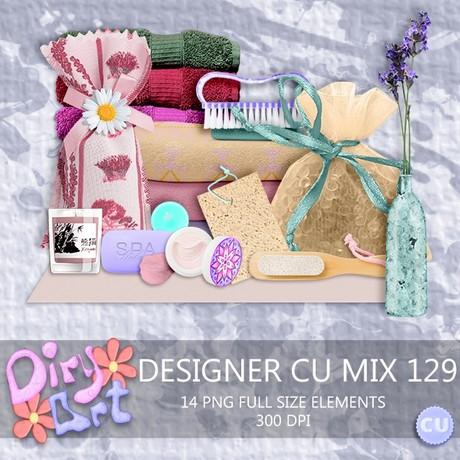 * Designer CU Mix 129 *