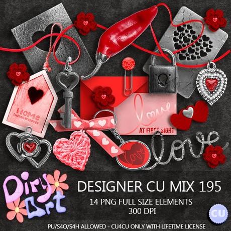 Designer CU Mix 195