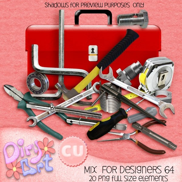 Mix for Designers 64
