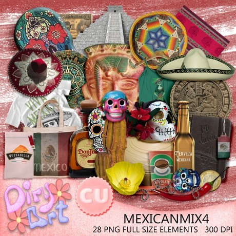 Mexican Mix 4