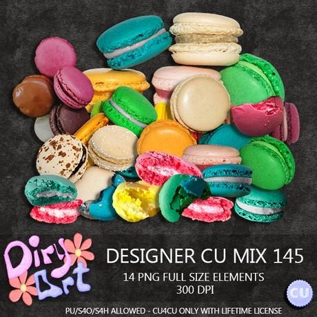 Designer CU Mix 145